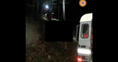 Il Cnsas di Moggio Udinese soccorre nella notte due giovani turisti tedeschi a Passo Pramollo