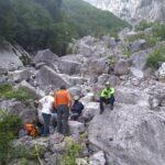 Recuperati venerdì 13 alle prime luci del mattino quattro escursionisti dispersi in Val Resia