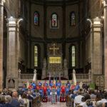 Inaugurata la 30ª edizione del Mittelfest alla presenza del presidente della Slovenia Pahor