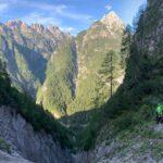 Raffica di incidenti in montagna, Soccorso Alpino impegnato dal mattino fino a notte