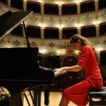"""Per l' """"Aperitivo Classico al DoubleTree by Hilton"""" a Trieste la pianista Maria Iaiza"""