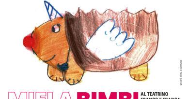 Parte Miela Bimbi il teatro per bambini dai 3 ai 11 anni