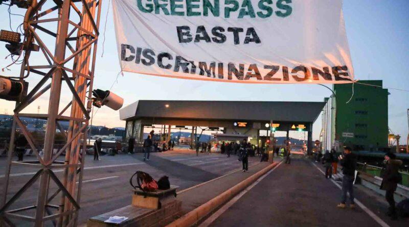 Rettifica del Comitato dei lavoratori del porto di Trieste: la protesta continua