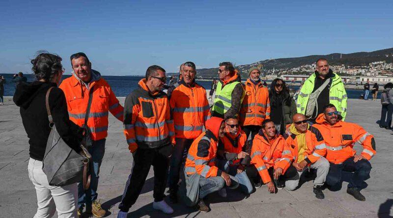 Movimento No green pass incontra ministro Patuanelli: martedì le istanze al governo