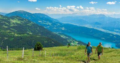 Alpe Adria Trail's Tale al traguardo finale, una camminata per celebrare l'evento