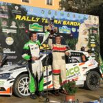 Rally, arriva il primo trionfo in Sardegna per la MRC Sport